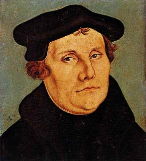 Cranach-luther